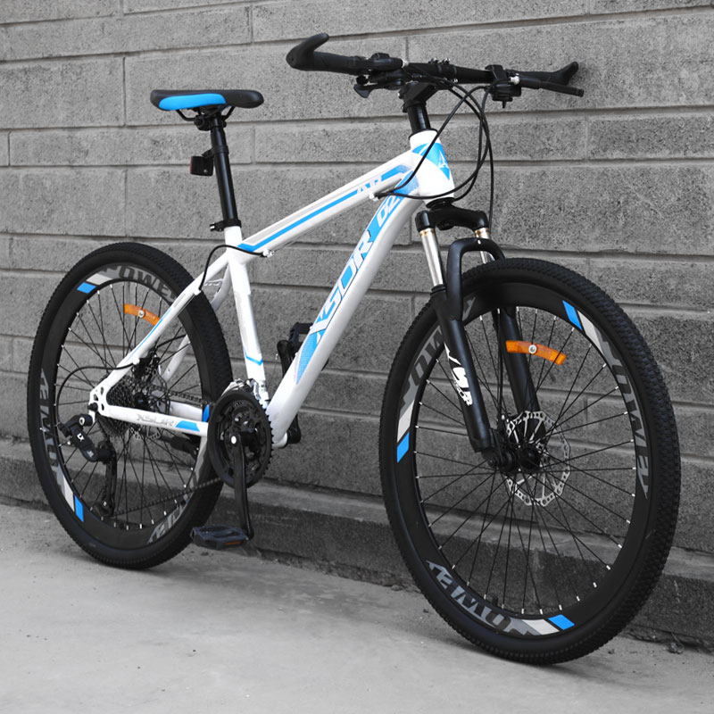 Adult Mountain Bike Speed Off-road Road Bike Male And Female Students Lightweight Bicycle Adult Student