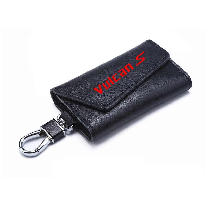 3D брелок для ключей из воловьей кожи, коллекционный брелок для ключей для KAWASAKI VN 650, вулкан S, VN650, вулкан, логотип для мотоцикла, брелок для ключей