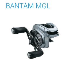 Shimano 2018 BANTAM MGL 151 151HG 150XG 151XG Angeln Baitcasting rollen Niedrigen Profil Angeln Räder