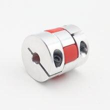 D20l25 паук муфта мотора алюминиевая Гибкая кулачковая 5x8 мм
