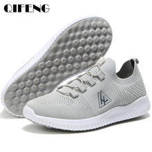 Summer Casual Shoes Men Sport Shoes Boy Comfortable Breathable Women Sneakers Male Air Mesh Footwear Fashion Spring EVA Loafers