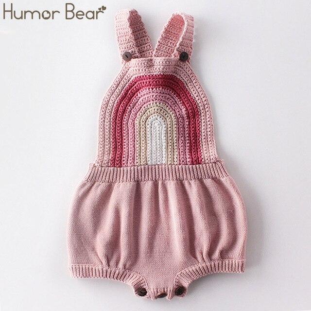 Humor Bear Baby Clothes...