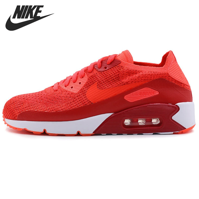 Original New Arrival  NIKE AIR MAX 90 ULTRA 2.0 FLYKNIT Men's Running Shoes Sneakers