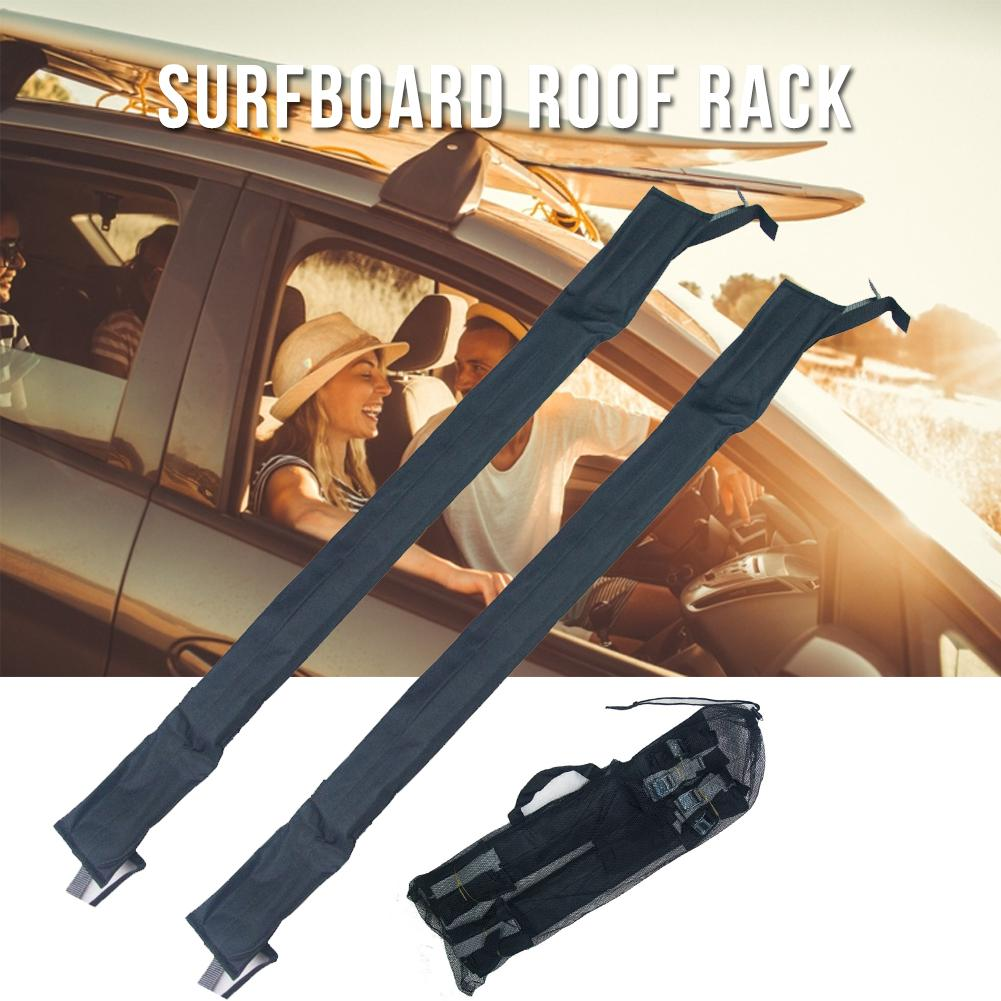 Surfboard Ceiling Storage Rack Car Roof Rack Pads for Surfboard Kayak SUP Snowboard Racks Durable foam padding to protect roof 4