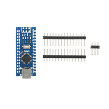 CH340G USB Nano V3.0 ATmega328P 5V 16M Micro-Controller Board for Arduino Sensor Module with High Download Speed(China)