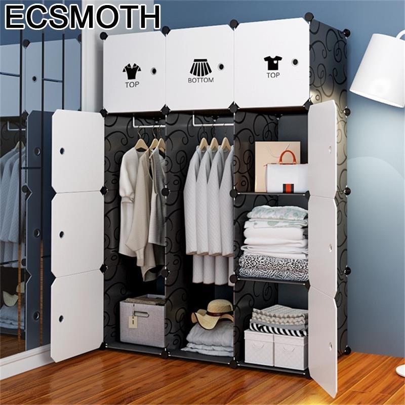 Rangement Almacenamiento Tela Armario Ropero Home Furniture Moveis Para Casa font b Closet b font De