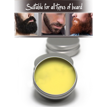 Sevich Natural Beard Balm Beard Conditioner Professional For Beard Growth Organic Mustache Wax For Beard Smooth Styling 4