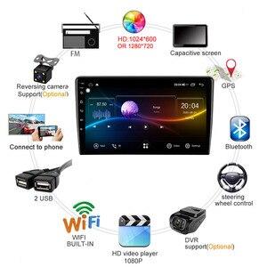 Image 3 - Android 10.1 için HYUNDAI IX45 santa fe 2013   2017 multimedya Stereo araç DVD oynatıcı oynatıcı navigasyon GPS radyo