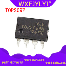 10PCS/LOT TOP209P TOP209PN TOP209 LCD  management chip DIP8 soared   Brand new authentic spot, can be purchased directly