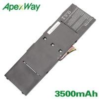 ApexWay battery AP13B AP13B8K AL13B3K AP13B3K for Acer Aspire V5 472 473PG 452 552 572 V7 481 482 R7 571 M5 Series
