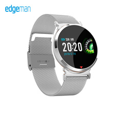 EHUNT E28 Smart Watch with Heartrate Blood Pressure 0.96 inch IPS Color Screen Smartwatch