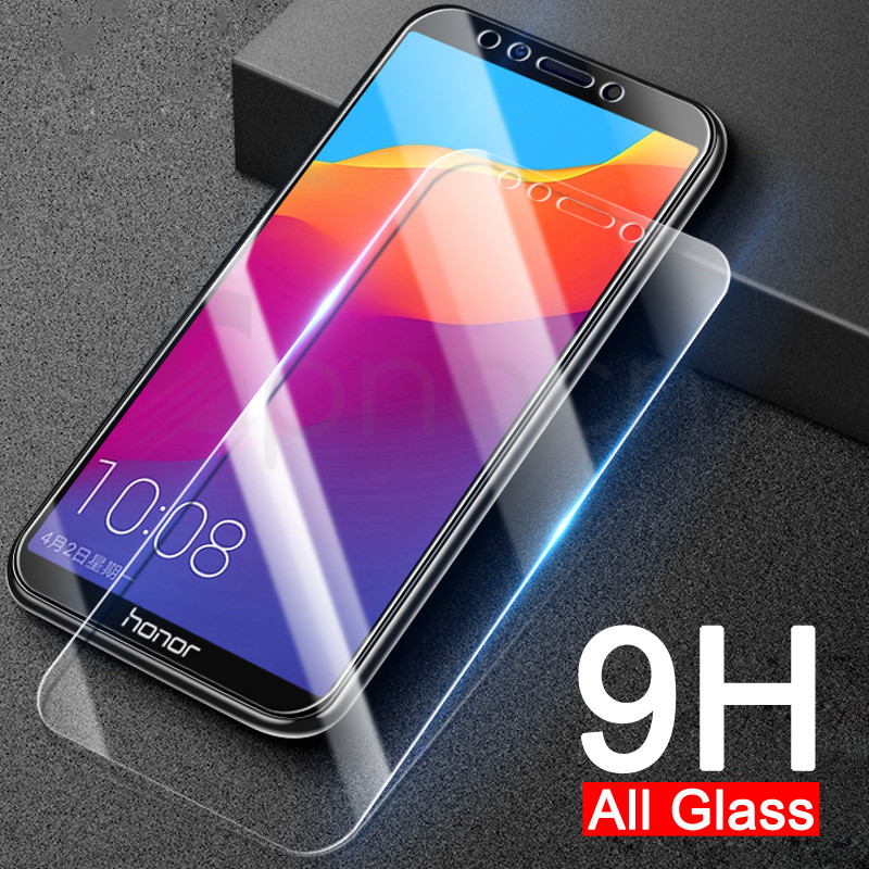 9H Protective Glass On For Honor 8 Lite 8X 8A 8C 8S 9X Tempered Screen Protector Honor 7A 7C 7X 7S Safety Glass Protection Film