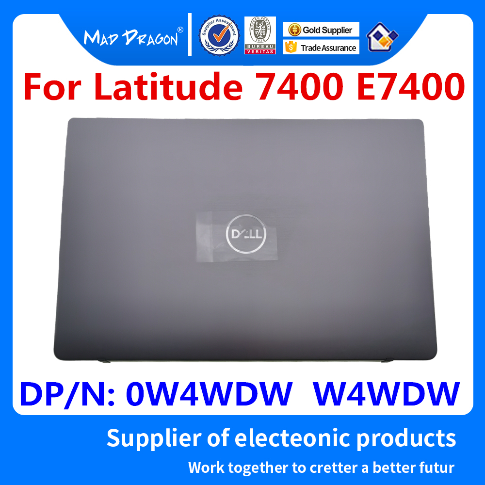 New For Dell Inspiron 15D 7000 7570 Lcd Rear Cover Top Shell Screen Casel 0G3CRP