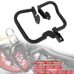 Moto autoroute moteur garde Crash Bar cadre protéger pare-chocs pour Honda NC750X NC700X NC700S 2012 - 2016 2017 NC 700 750 X S