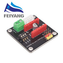 42 Stepper Motor Driver Papan Ekspansi DRV8825 A4988 3D Kontrol Printer Perisai Modul untuk Arduino Uno R3 Ramps1.4 DIY Kit(China)