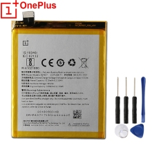 Original OnePlus Replacement Phone Battery BLP637 For 1+5 1+5T 5 Genuine With Free Tools 3300mAh