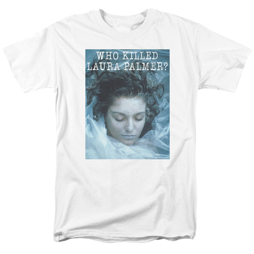 One Eyed Jack/'s  T-Shirt 100/% Premium Cotton Twin Peaks Inspired