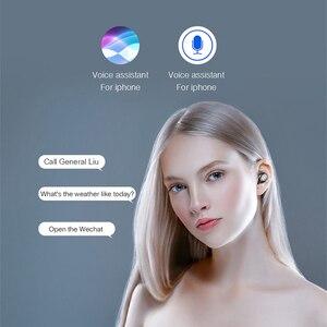 Image 5 - TWS Cuffie Senza Fili Per Xiaomi Redmi Nota 8 7 6 5 Pro 7A 6A 5A Auricolari Bluetooth Auricolare + Mic auricolare Con Scatola di Carico