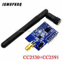 ZigBee Conversion Serial port TTL uart Wireless PA Module CC2530+CC2591