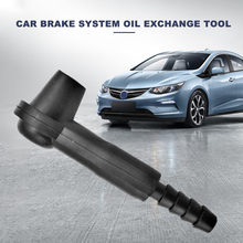 Car Brake System Fluid Connector Kit Oil Drained Quick Exchange Tool Oil Filling Equipment Car Accessories