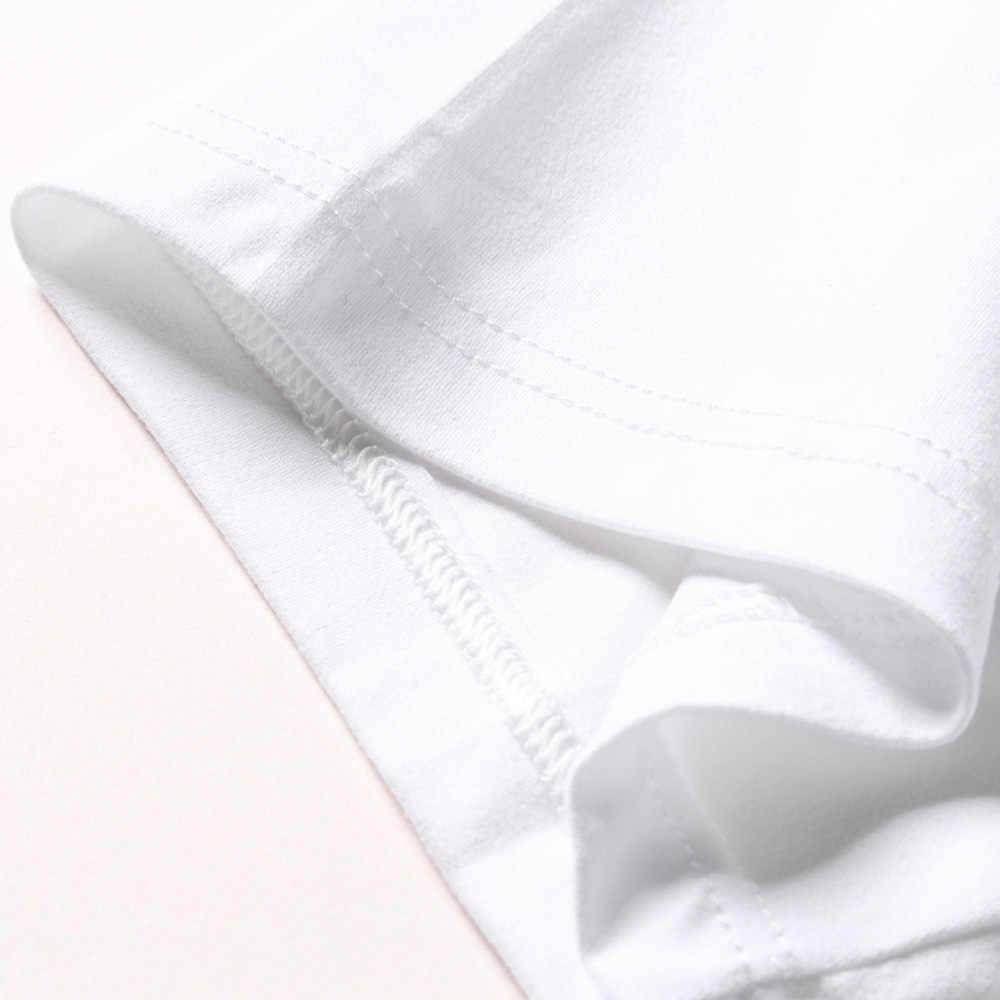 Nuovo Modo di Estate Sveglio Divertente West Highland Terrier con Semi di Girasole T-Camicette Delle Donne in Morbido Cotone Stampato Bianco T Camicette magliette E Camicette S1175