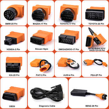 FOXWELL NT644 PRO Full System OBD2 Scanner Code Reader ABS SRS DPF EPB Oil Reset Professional ODB2 OBD2 Auto Car Diagnostic Tool