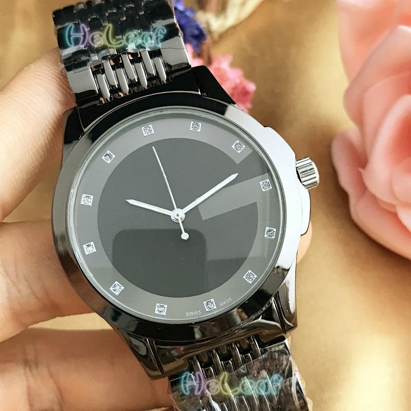 Luxury Hot Sale Brand Ladies Watches Silver Gold Full Steel Quartz Watch Female Clock Montre Femme Relogio Feminino
