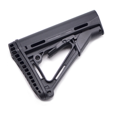 Outdoor Tactical Game Equipment for Airsoft Air Guns Jinming 8 M4 Water Bullet Nylon Rear Butt Model Rifle Paintball Accessories