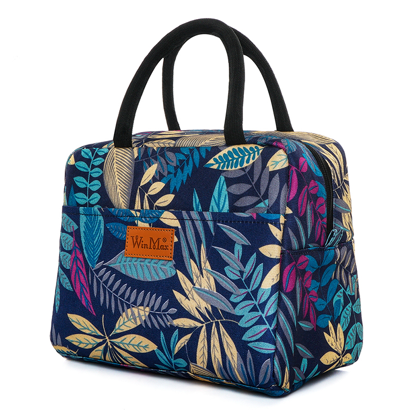 Winmax Functional New Large Capacity Cooler Lunch Box Portable Insulated Lunch Bag Thermal Food Picnic Lunch Bags For Women Kids