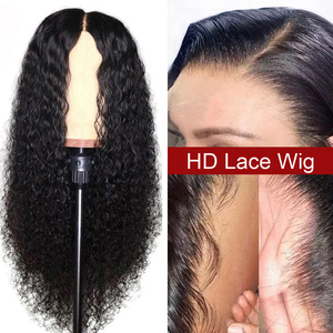 Celie Hair 6x6 Closure Wig Brazilian Straight Lace Front Wig 180 250 Density PrePlucked 13x6 Straight Lace Front Human Hair Wigs(China)