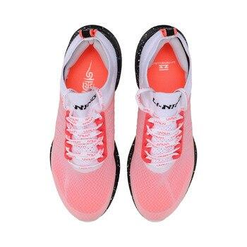 (Break Code)Li-Ning Women CLOUD COOL Cushion Running Shoes Mono Yarn PROBAR LOC LiNing CLOUD Sport Shoes Sneakers ARHP052 5