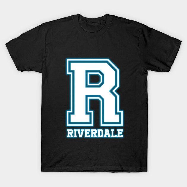 Vixens Damen T-Shirt Football Bulldogs Riverdale Symbol Logo Mannschaft Team