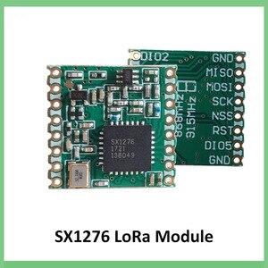 Image 5 - לורה מודול SX1276 שבב 2pcs 868MHz סופר נמוך כוח RF ארוך מרחק תקשורת מקלט ומשדר SPI IOT + 2pcs אנטנה