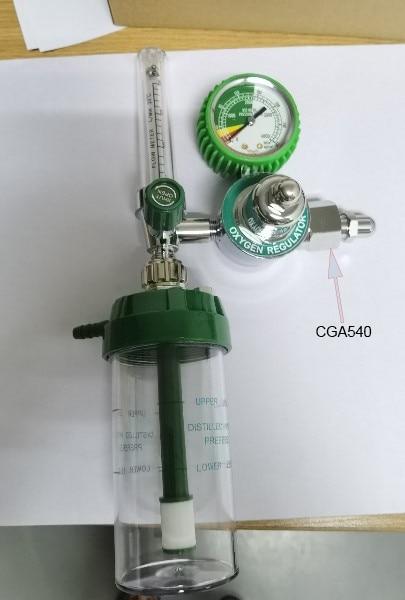 Regulador de Pressão De Gás Oxigênio Medicinal