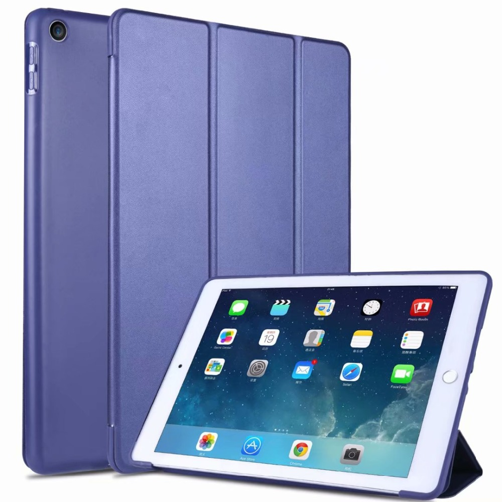 IPad IPad 2019 Generation Tablet Shell 7 Case For 2 Fundas Cover 10 7th Tri-Folding For
