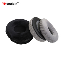 YHcouldin Velvet Ear Pads For Sony MDR-CD570 MDR CD570 Headset Replacement Headphone Earpad Covers yhcouldin velvet ear pads for sony mdr zx750ap mdr zx750bn mdr zx750bn zx750ap replacement headphone earpad covers