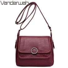 Women Shoulder Bags Soft Leather Crossbody Bags For Women 2020 Messenger Bags Casual Women Handbags Bolsa Feminina Bolsos Mujer