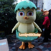 2019 Easter Chick Egg Animal Mascot Chicken Costume Festival Cosplay Party Dress Interesting Funny Cartoon Character Clothing
