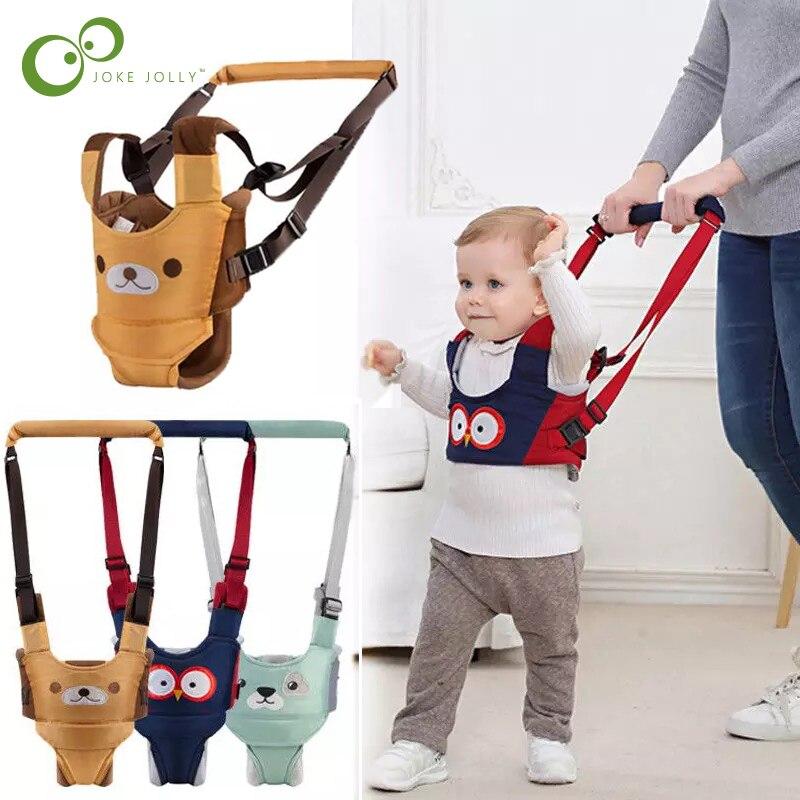 Heißer Baby Unisex Walker Assistent Harness Sicherheit Kleinkind Gürtel Gehen Flügel Infant Kid Safe Leinen 6-24 Monate ZXH