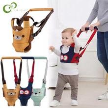Hot Baby Unisex Walker Assistant Harness Safety Toddler Belt Walking Wing Infant Kid Safe Leashes 6-24 Months ZXH
