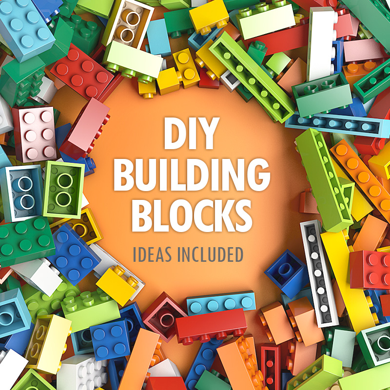 DIY Building Blocks <font><b>1000</b></font> <font><b>PCS</b></font> Children DIY Creative Bricks educational toys Blocks Architecture City Mini Car Toys & Hobbies image