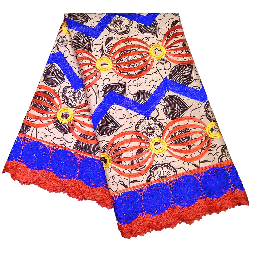 Polyester Wax High Quality Veritable Wax African Dutch Wax African Wax Cloth Hot Sale Design For Women!