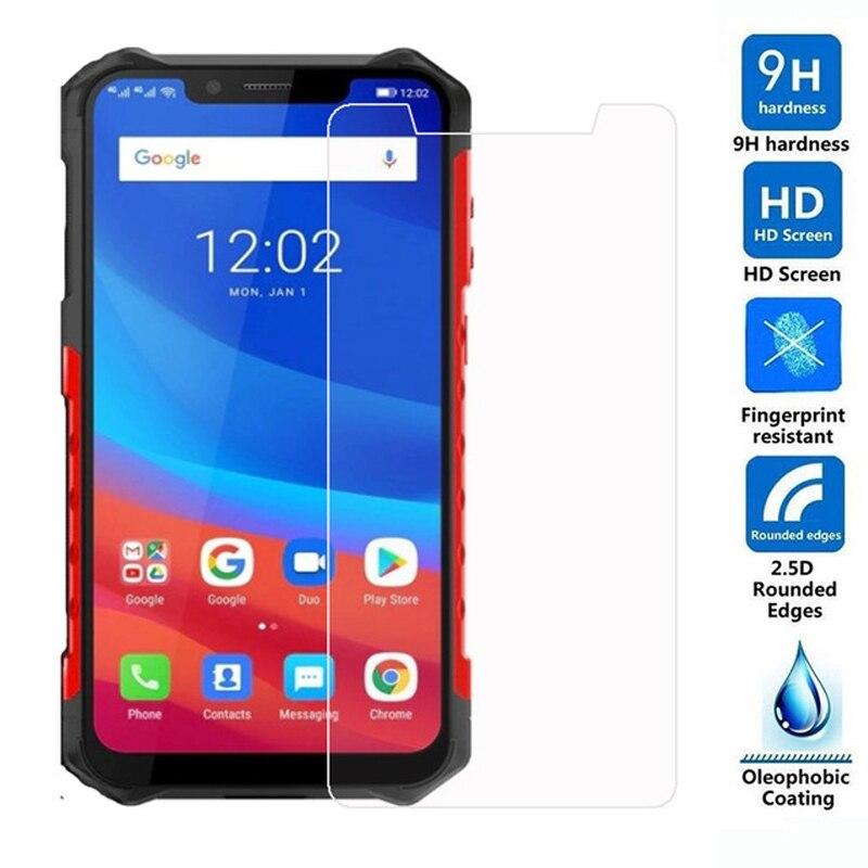 2 шт. закаленное стекло для Ulefone X S10 Pro Защита экрана для Ulefone Броня 6 X X2 X3 X5 5S 6S 6E защита экрана Ulefone Mix S