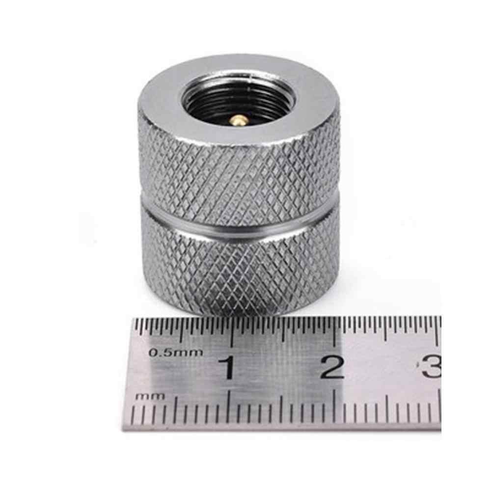 1x kuchenka kempingowa adapter do napełniania gazem konwerter butli napełnianie kanistra butanowego