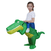 Crocodile  Inflatable Blow Up Costume Adult Party Anime Halloween costumes funny Fancy Dress