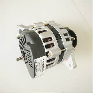 Pulley-Wheel ALTERNATOR Small Permanent Household 220V1500W Magnet-Constant-Voltage Pure-Copper