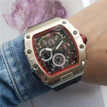 RM luxury brand watch Richard men Quartz automatic wrist