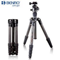 Benro C2690TB1 Carbon Fiber Tripod / Retrorse Portable DSLR Camera Tripod Set / Foldable Travel Portable Tripod Free Shipping