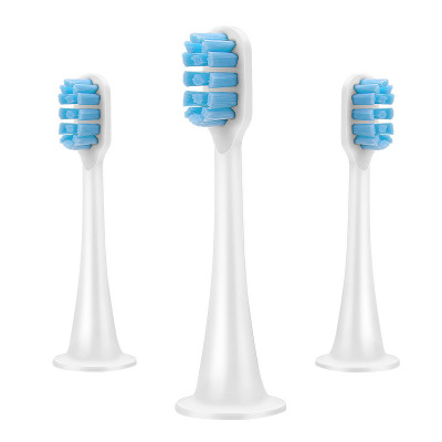 For Xiaomi Mijia Sonic Electric Toothbrush Heads 3D Oral Hygiene Whitening High-density Replacement Tooth Brush Heads Part