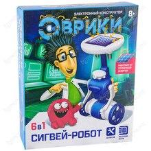 Электронный конструктор Сигвей-робот 6в1